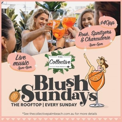 Blush Sundays