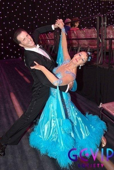 Michael Ramsden, Christine Pollock, Dancesport Queensland Open