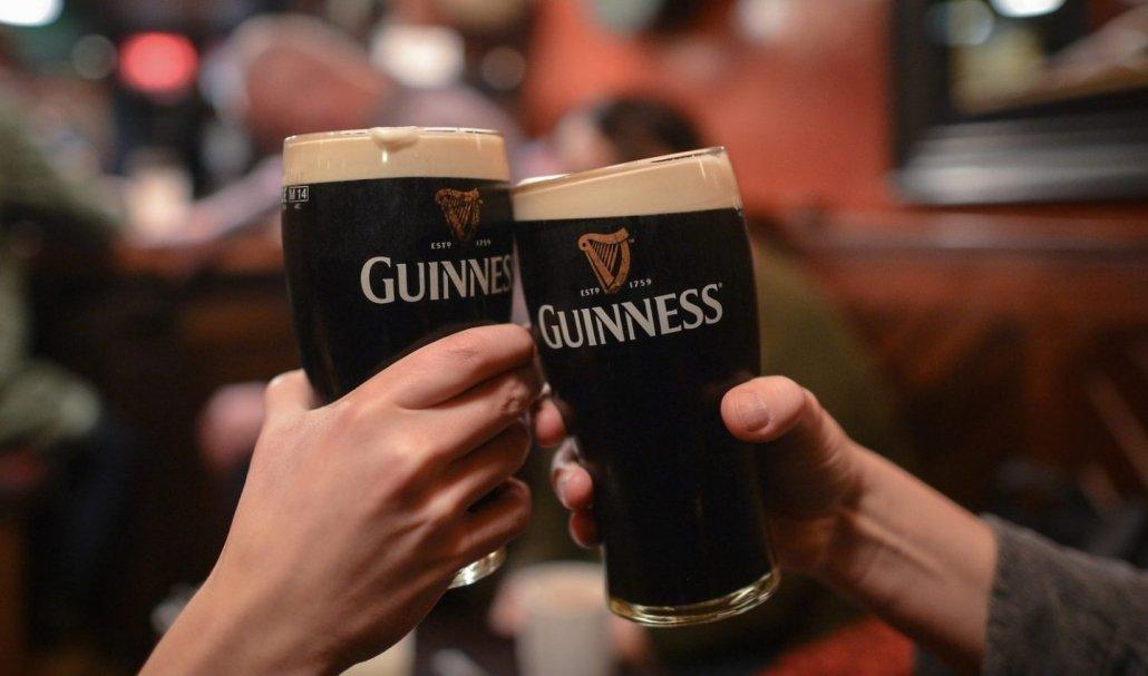 Irish Beer Cheers